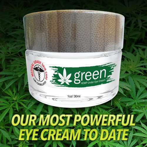 powerful eye cream